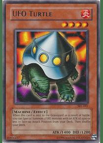 UFO Turtle - SRL-081 - Rare