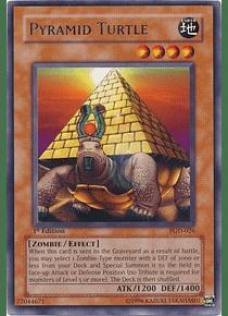Pyramid Turtle - PGD-026 - Rare