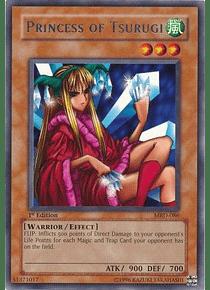 Princess of Tsurugi - MRD-086 - Rare