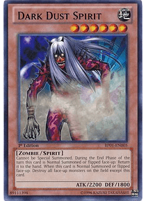 Dark Dust Spirit - BP01-EN005 - Rare