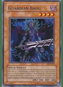 Guardian Baou - DCR-008 - Rare