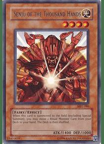 Senju of the Thousand Hands - MRL-080 - Rare