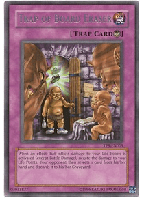 Trap of Board Eraser - TP5-EN009 - Rare (español)