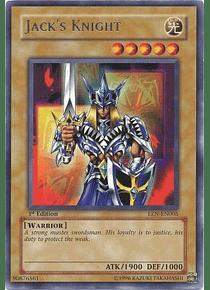 Jack's Knight - EEN-EN005 - Rare