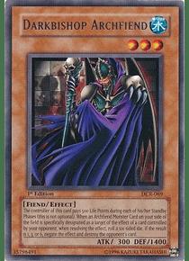 Darkbishop Archfiend - DCR-069 - Rare