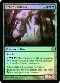 Arbor Colossus - THR - R ★