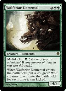 Wolfbriar Elemental - ROE - R