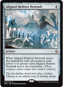 Aligned Hedron Network - BFZ - R