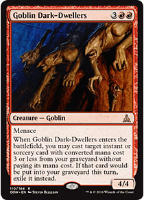 Goblin Dark-Dwellers - OGW - R