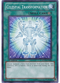Celestial Transformation - SDLS-EN028 - Common