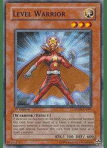 Level Warrior - DP09-EN007 - Common