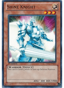 Shine Knight - YS12-EN010 - Common
