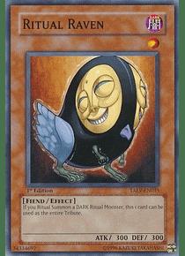 Ritual Raven - TAEV-EN035 - Common