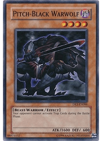 Pitch-Black Warwolf - DR3-EN086 - Common