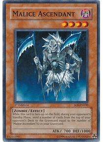 Malice Ascendant - SOI-EN030 - Common