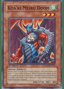 Koa'ki Meiru Doom - RGBT-EN026 - Common