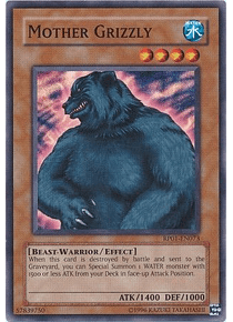 Mother Grizzly - RP01-EN073 - Common