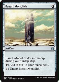 Basalt Monolith - CMA - U