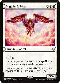 Angelic Arbiter - CMA - R