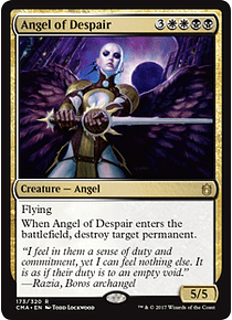 Angel of Despair - CMA - R