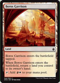 Boros Garrison - CMA - C
