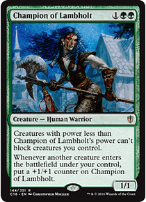 Champion of Lambholt - C16 - R