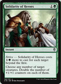 Solidarity of Heroes - C16 - U