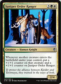 Juniper Order Ranger - C16 - U