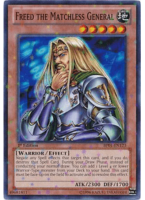 Freed the Matchless General - BP01-EN123 - Starfoil Rare