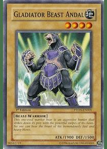 Gladiator Beast Andal - PTDN-EN001 - Common