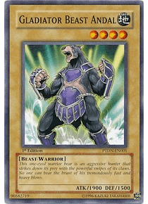 Gladiator Beast Andal - PTDN-EN001 - Common