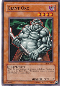 Giant Orc - MFC-012 - Common