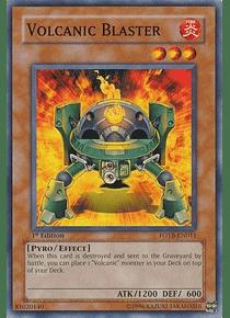 Volcanic Blaster - FOTB-EN011 - Common