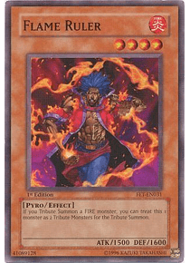 Flame Ruler - FET-EN031 - Common