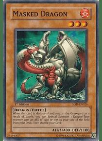 Masked Dragon - SOD-EN026 - Common