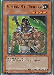 Elemental Hero Wildheart - EEN-EN008 - Common