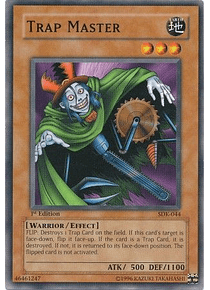 Trap Master - SDK-044 - Common
