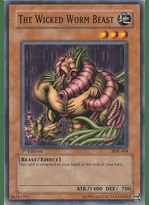 The Wicked Worm Beast - SDK-004 - Common