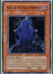 King of the Skull Servants - TLM-EN032 - Common