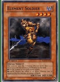Element Soldier - SOD-EN024 - Common