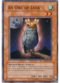 An Owl of Luck - DR1-EN021 - Common