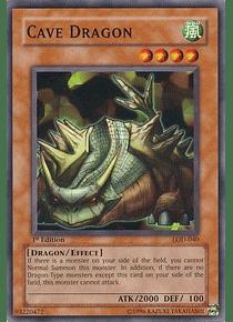 Cave Dragon - LOD-040 - Common