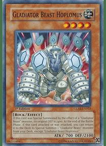 Gladiator Beast Hoplomus - GLAS-EN022 - Common
