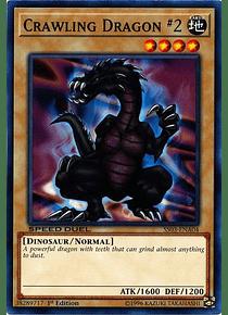 Crawling Dragon #2 - SS03-ENA04 - Common