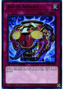 Jar of Avarice - SS03-ENV02 - Ultra Rare