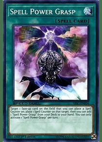 Spell Power Grasp - SBSC-EN004 - Common