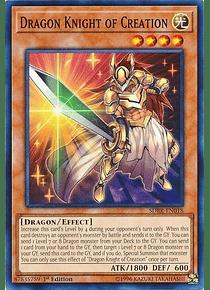 Dragon Knight of Creation - SDRR-EN018 - Common