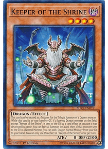 Keeper of the Shrine - SDRR-EN019 - Common