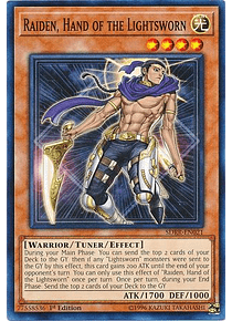 Raiden, Hand of the Lightsworn - SDRR-EN021 - Common