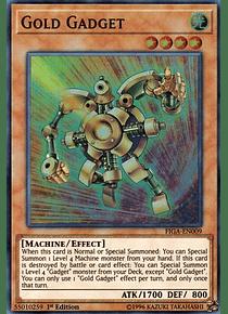 Gold Gadget - FIGA-EN009 - Super Rare